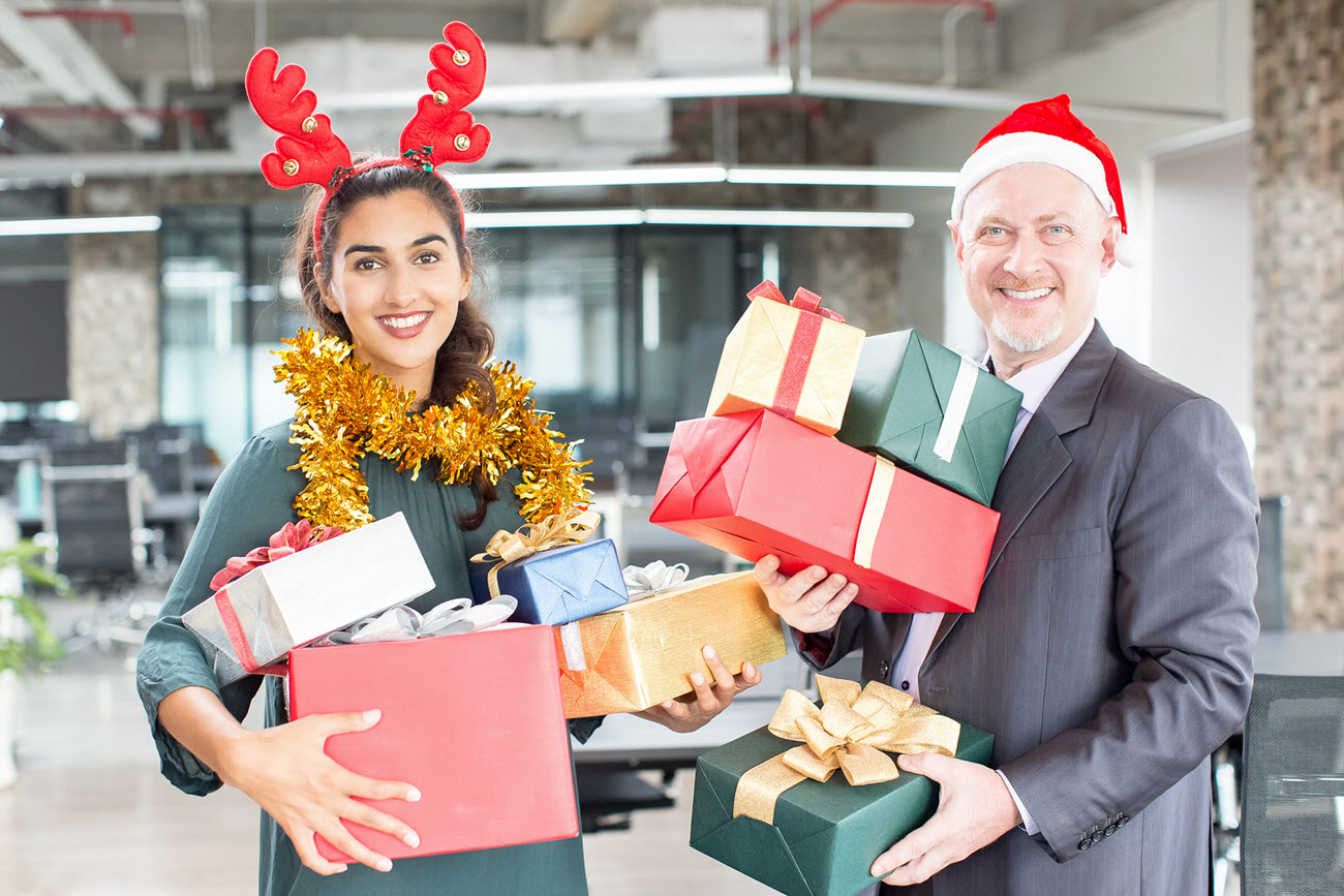 Easy Holiday Gift Ideas for the Office