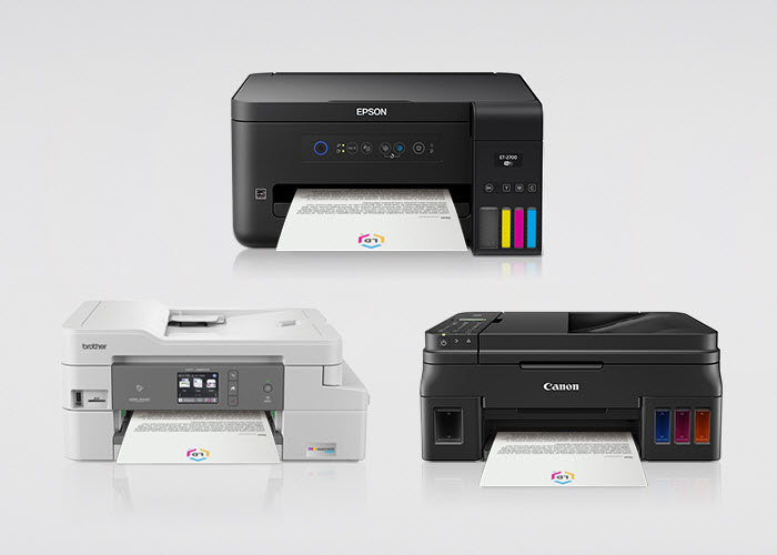 Best Ink Tank Printers of 2018