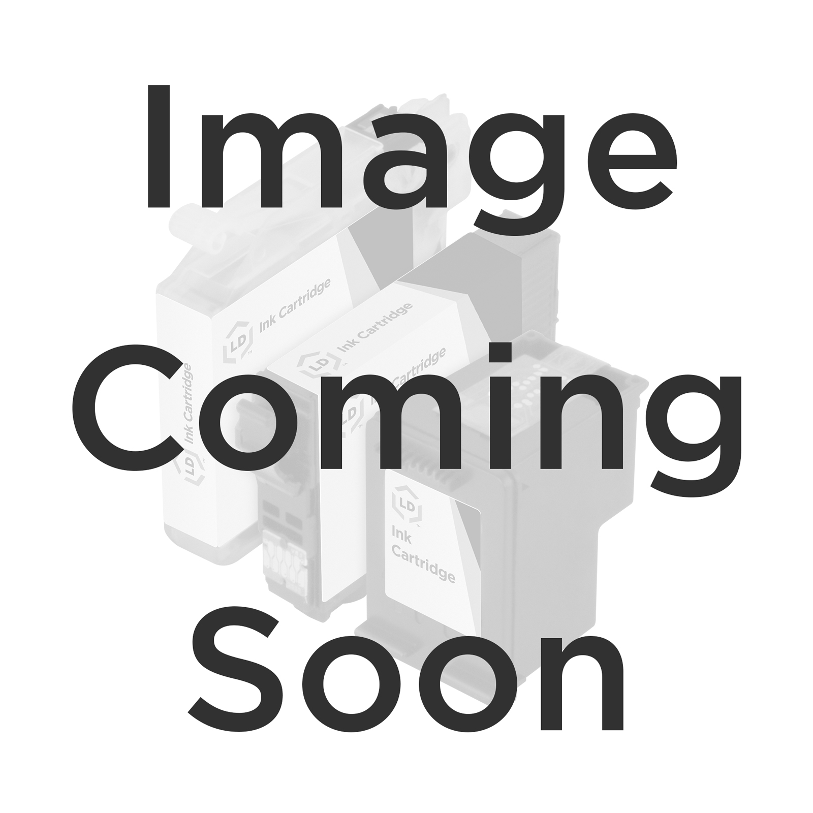 5 Pack of Canon Compatible 119 II Black Toners